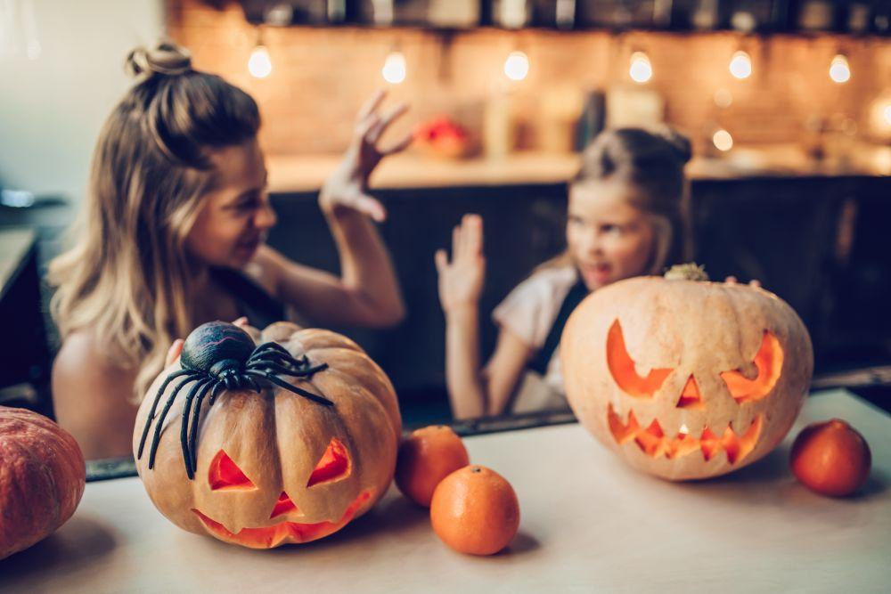halloween κολοκύθα
