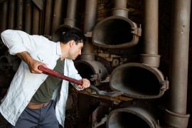 ιστορία του Βιομηχανικού Μουσείου Φωταερίου