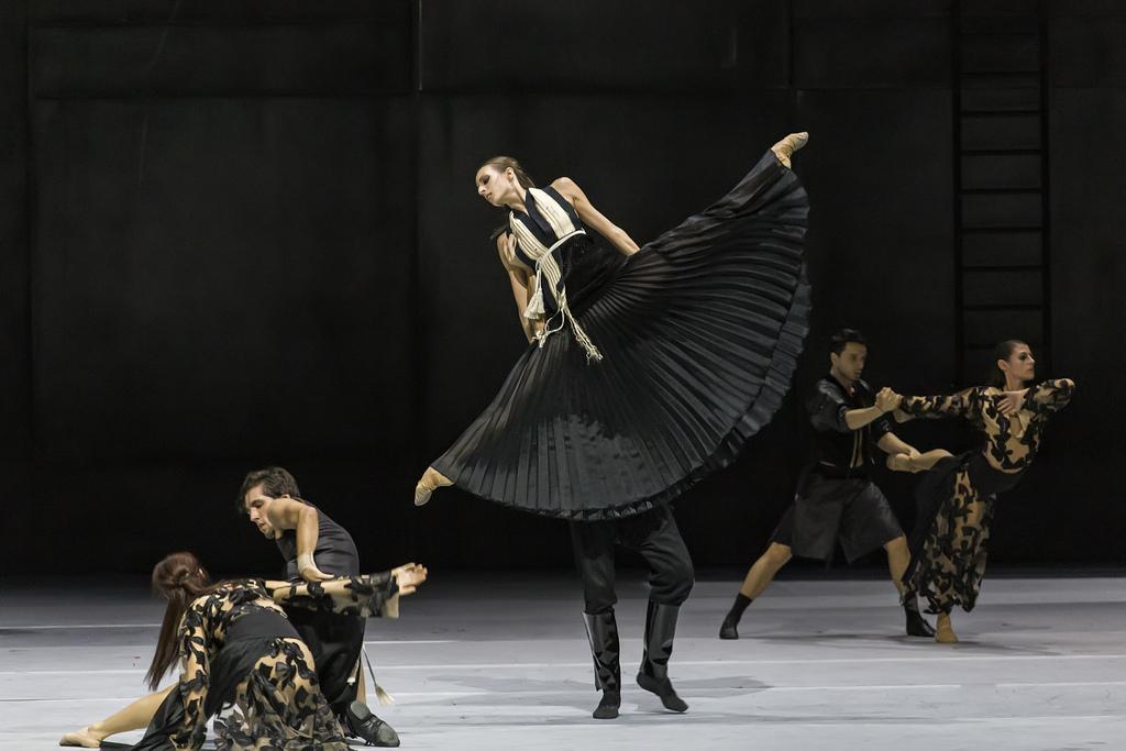 Πρόβα Μπαλέτου ΕΛΣ - Χορός με τη σκιά μου_0754 φωτό Δ. Σακαλάκης