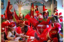 Χριστούγεννα στην Παραμυθοχώρα