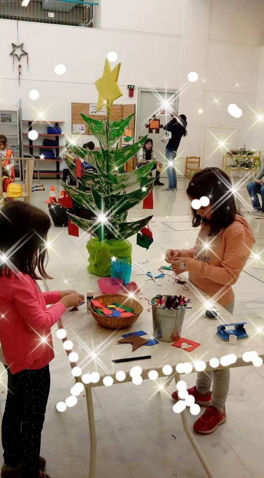 Χριστούγεννα και Πρωτοχρονιά στο Παιδικό Μουσείο της Αθήνας