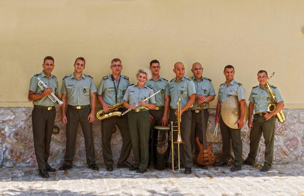 Jazz-Octet-Στρατιωτικής-Μουσικής-Φρουράς-Αθηνών