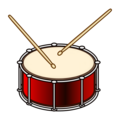 drum-with-drumsticks_1f941