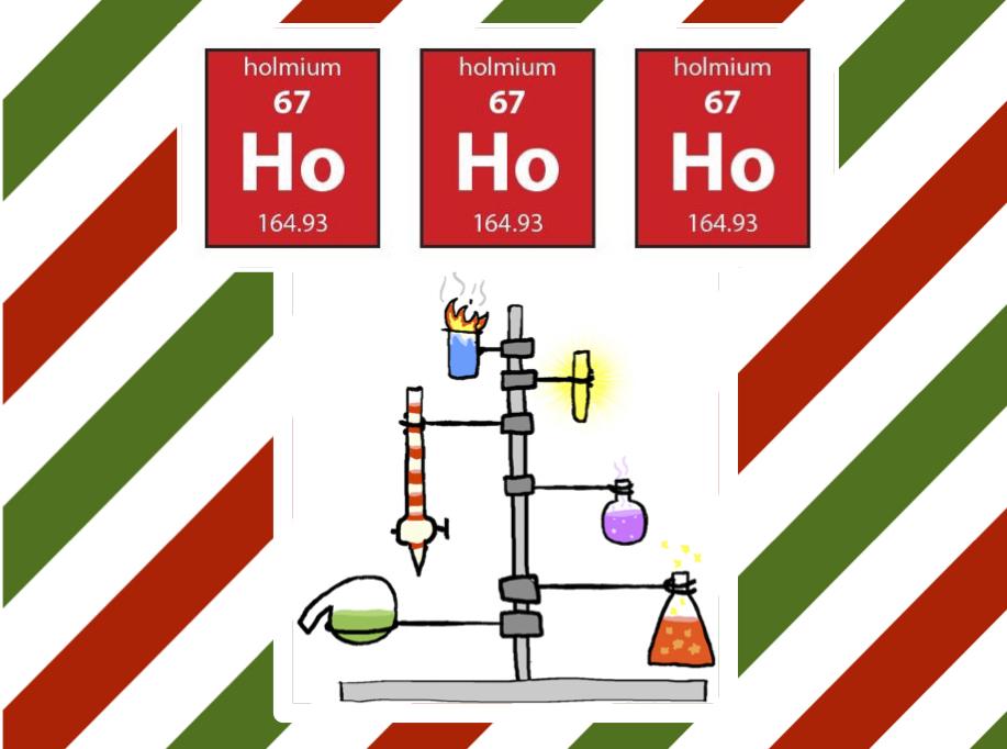 χριστουγεννιάτικο STEM camp