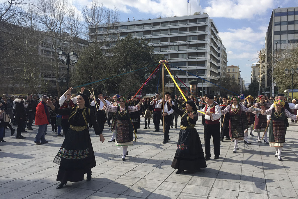 Carnival in Athens_Vakches