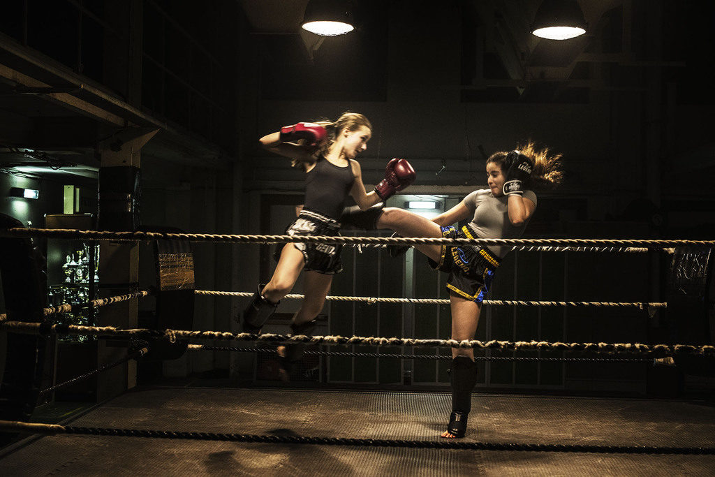 Fight girl_3