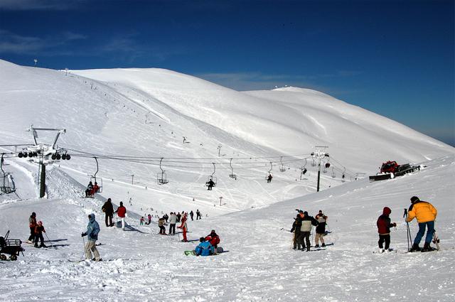 χιονοδρομικό καρπενήσι