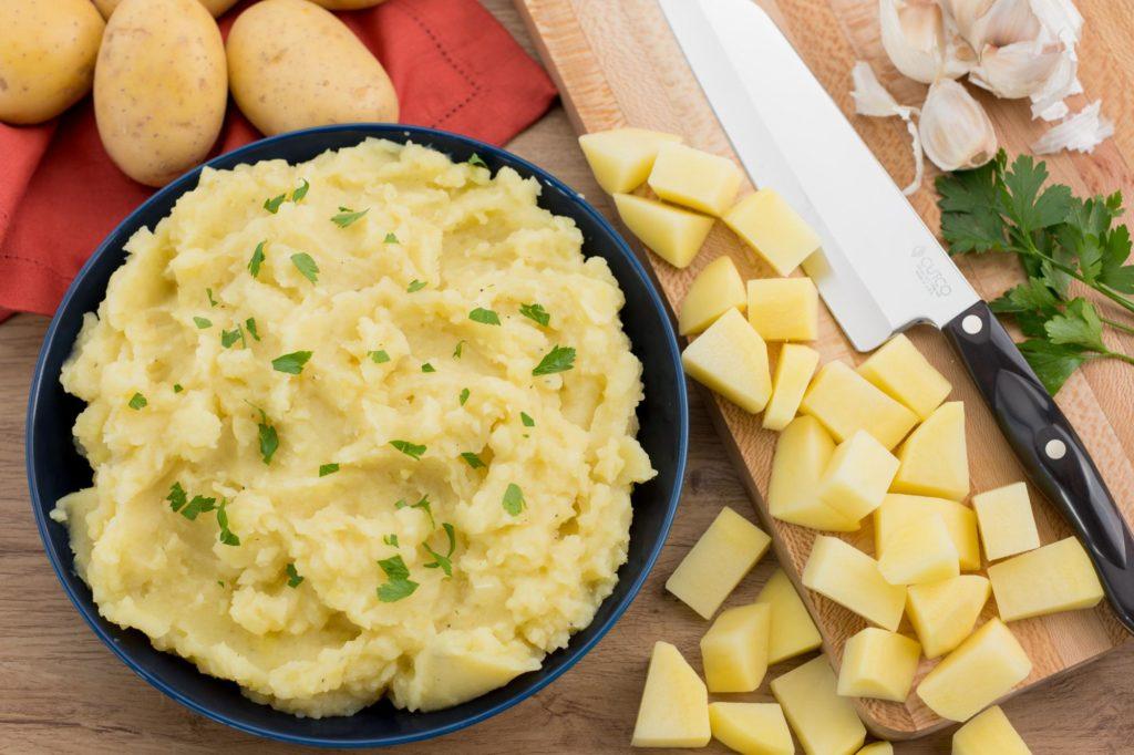 σκορδαλιά με πατάτες