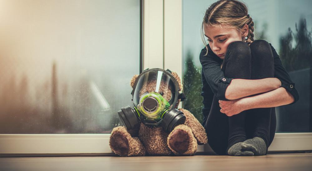 Άγχος και ψυχική υγεία παιδιών κατά την πανδημία του κορονοϊού