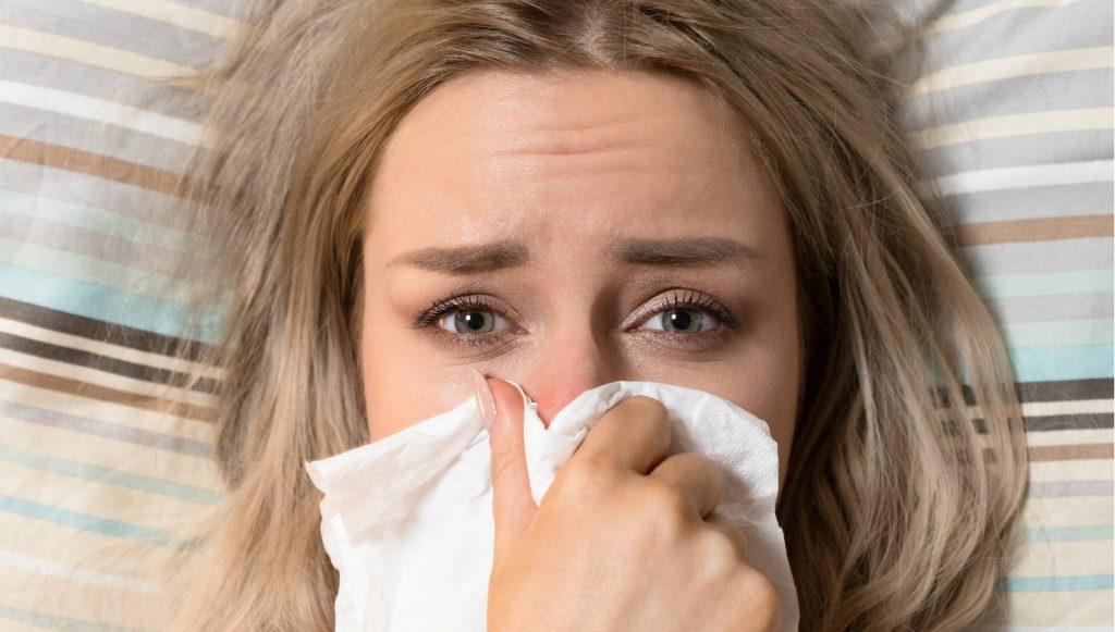 αλλεργικής ρινίτιδας