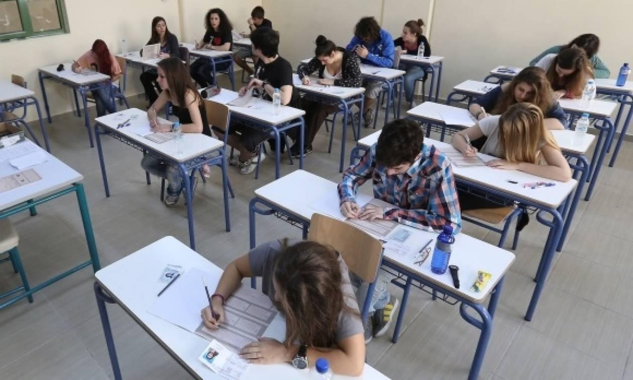 άγχους των εξετάσεων