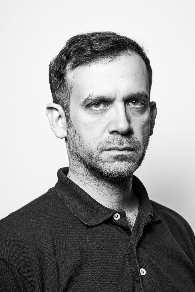 GNO Alternative Stage Artistic Director Alexandros Efklidis