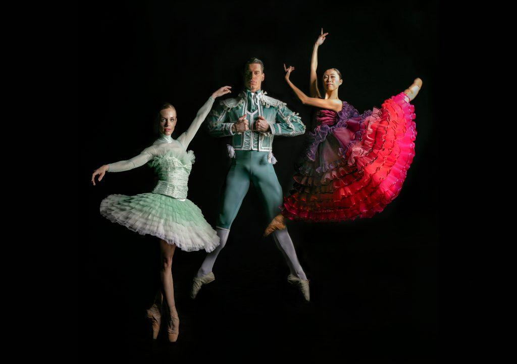 GNO Ballet Don Quixote - photo A. Simopoulos