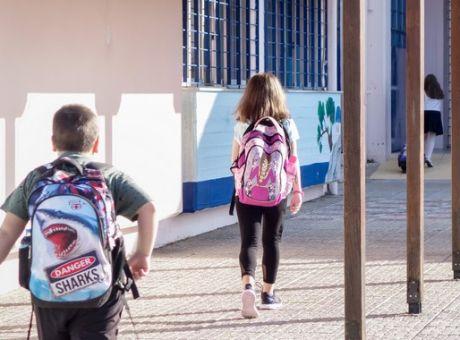άνοιγμα των σχολείων