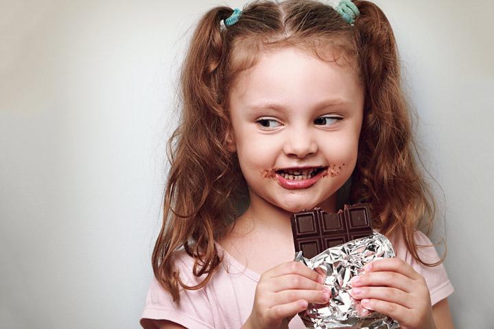 Θέλω σοκολάτα