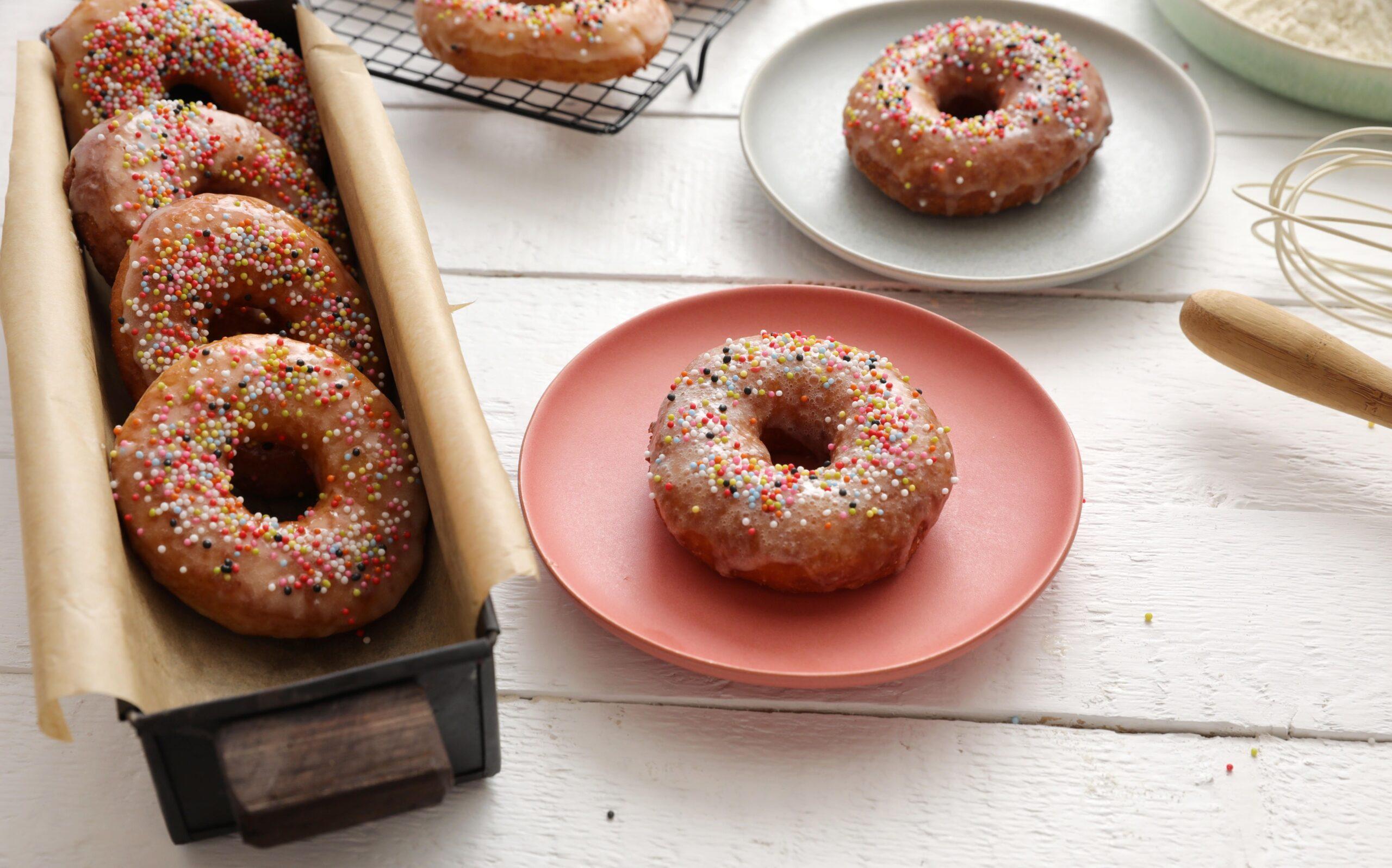 εύκολα donuts