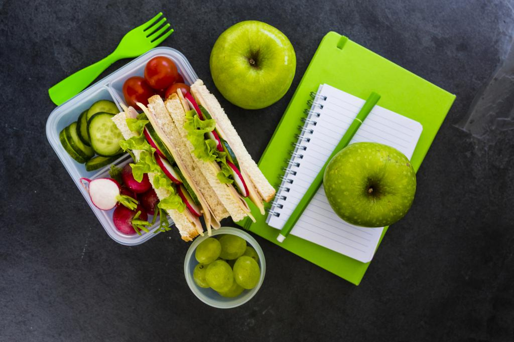 O ρόλος του σχολείου στην υιοθέτηση ενός υγιεινού τρόπου διατροφής