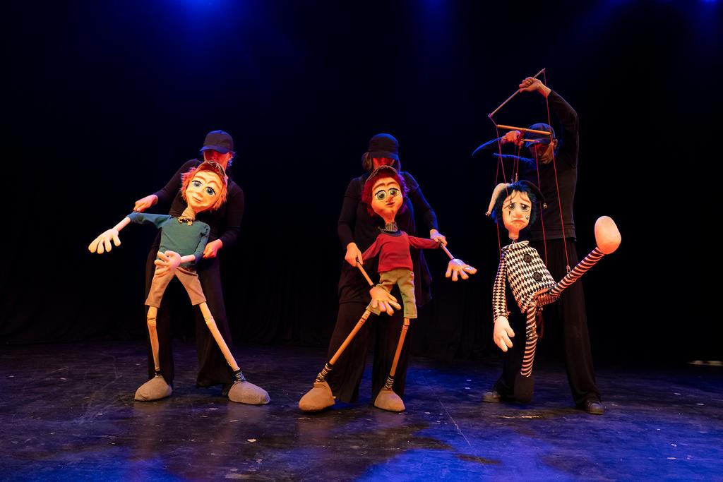 Θέατρο Κούκλας Redicolo