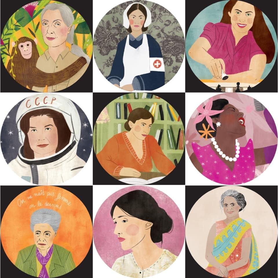 30 γυναίκες που άλλαξαν τον κόσμο