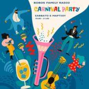 Bobos Radio Carnival Party