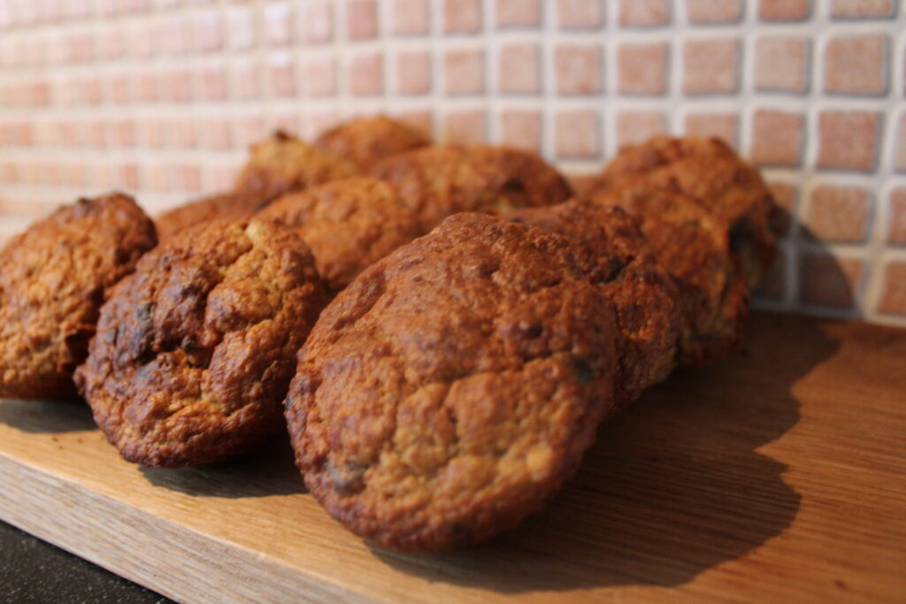 muffins για μωρά