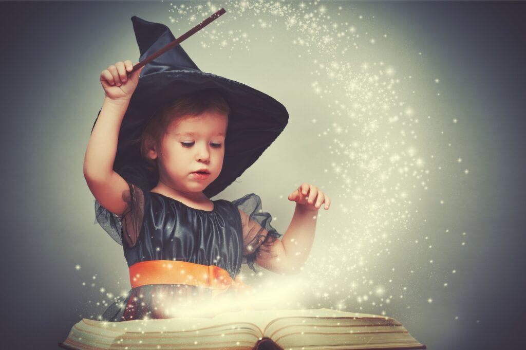 μαγεία της ανάγνωσης