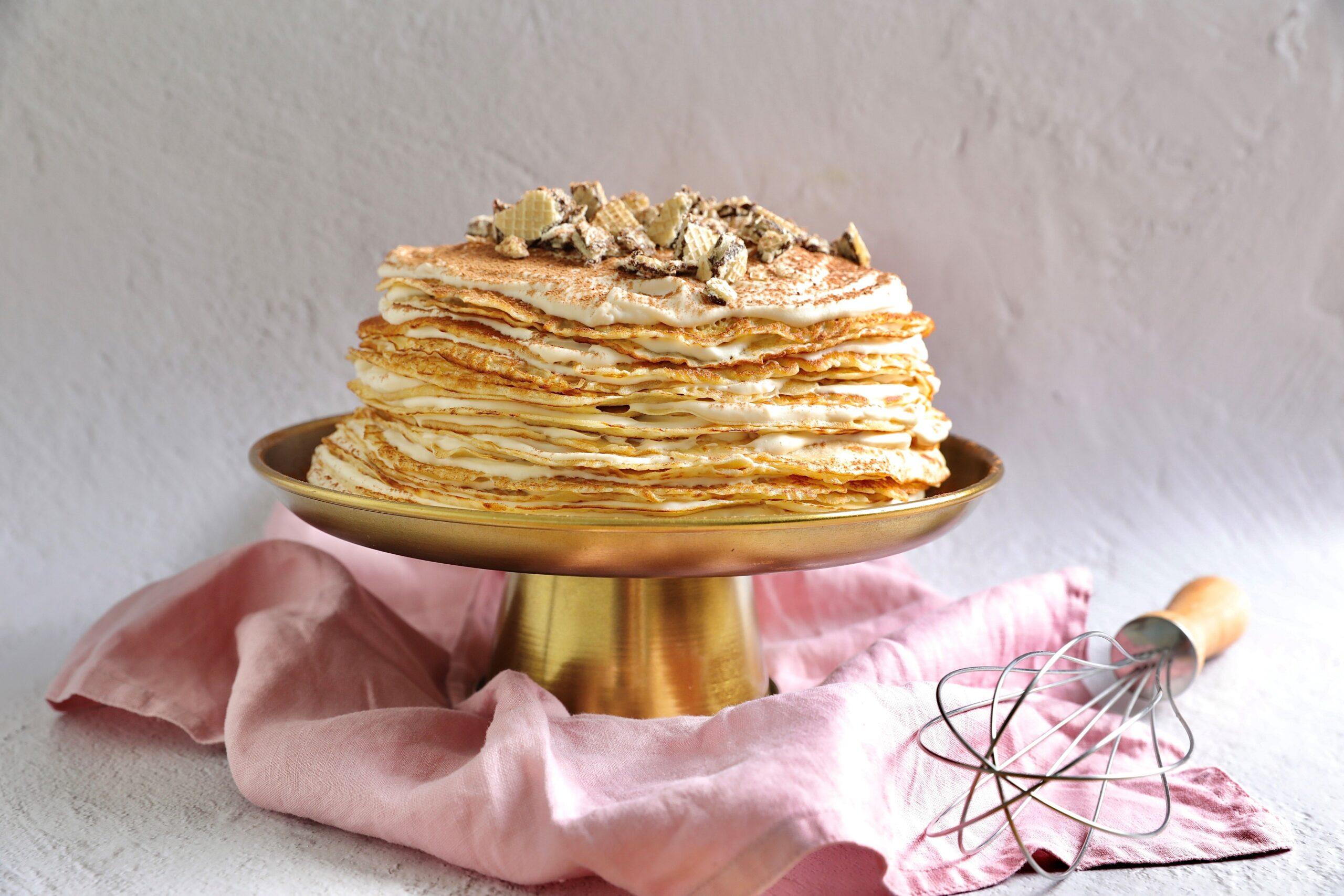 τούρτα tiramisu